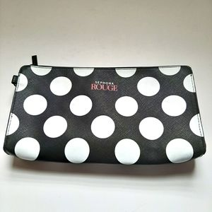 Sephora Rouge Cosmetic Bag